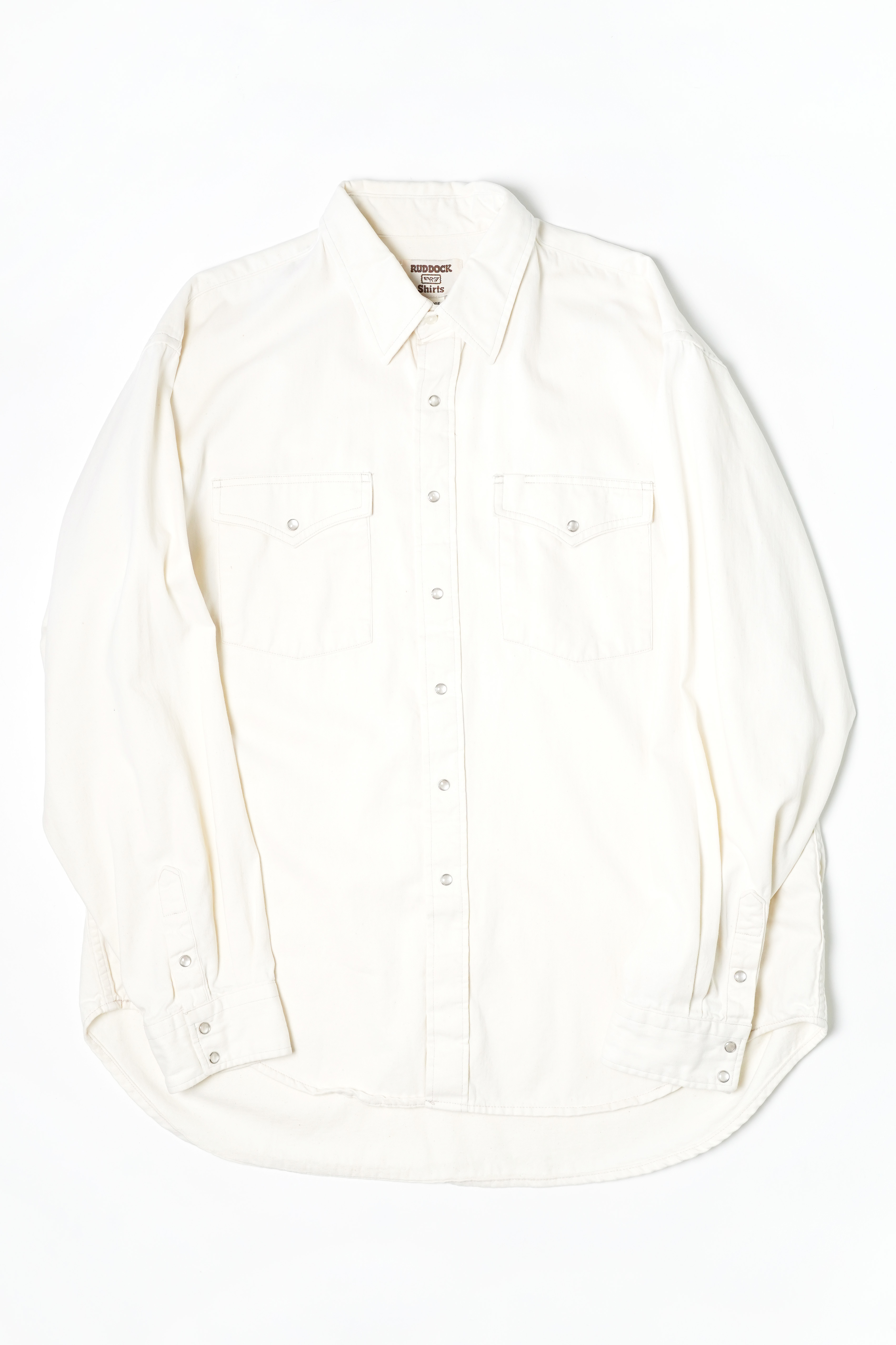 WESTERN DETAIL SNAP BUTTON SHIRTS