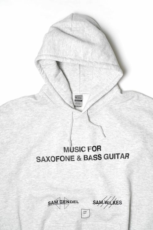SAM GENDEL & SAM WILKES / MUSIC FOR SAXOFONE & BASS GUITAR PARKA