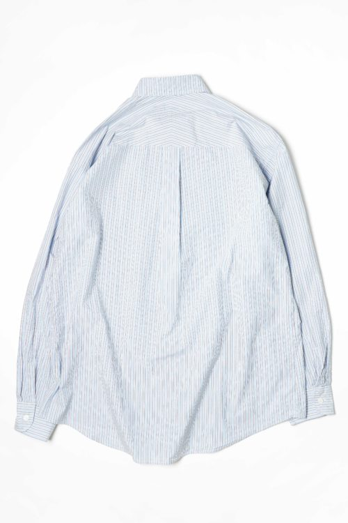 BD BIG SHIRT SKY STRIPE