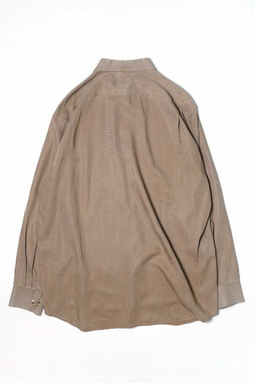 RAYON SHIRTS BROWN MADE IN GERMANY