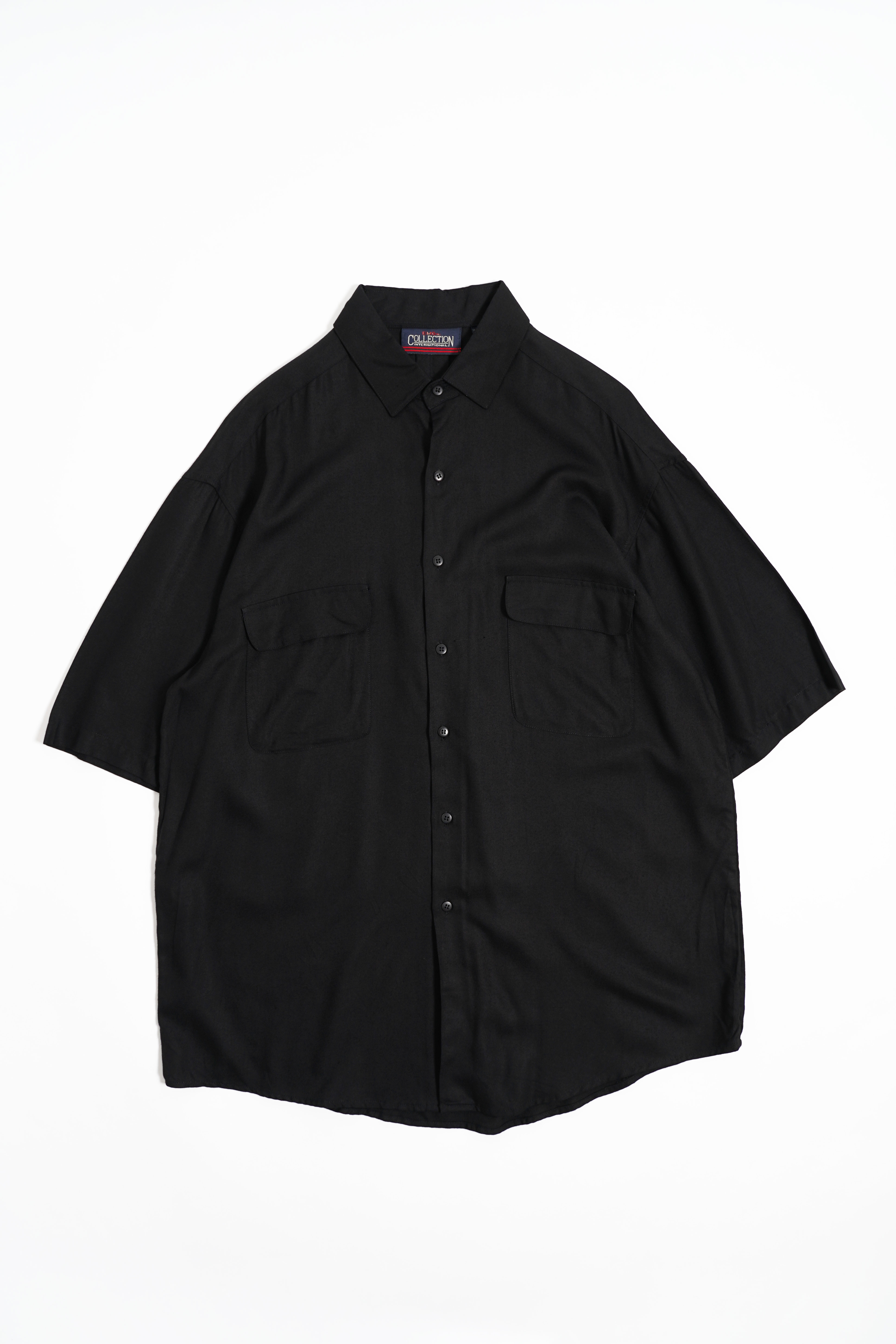 S/S RAYON SHIRTS OVER SILHOUETTE