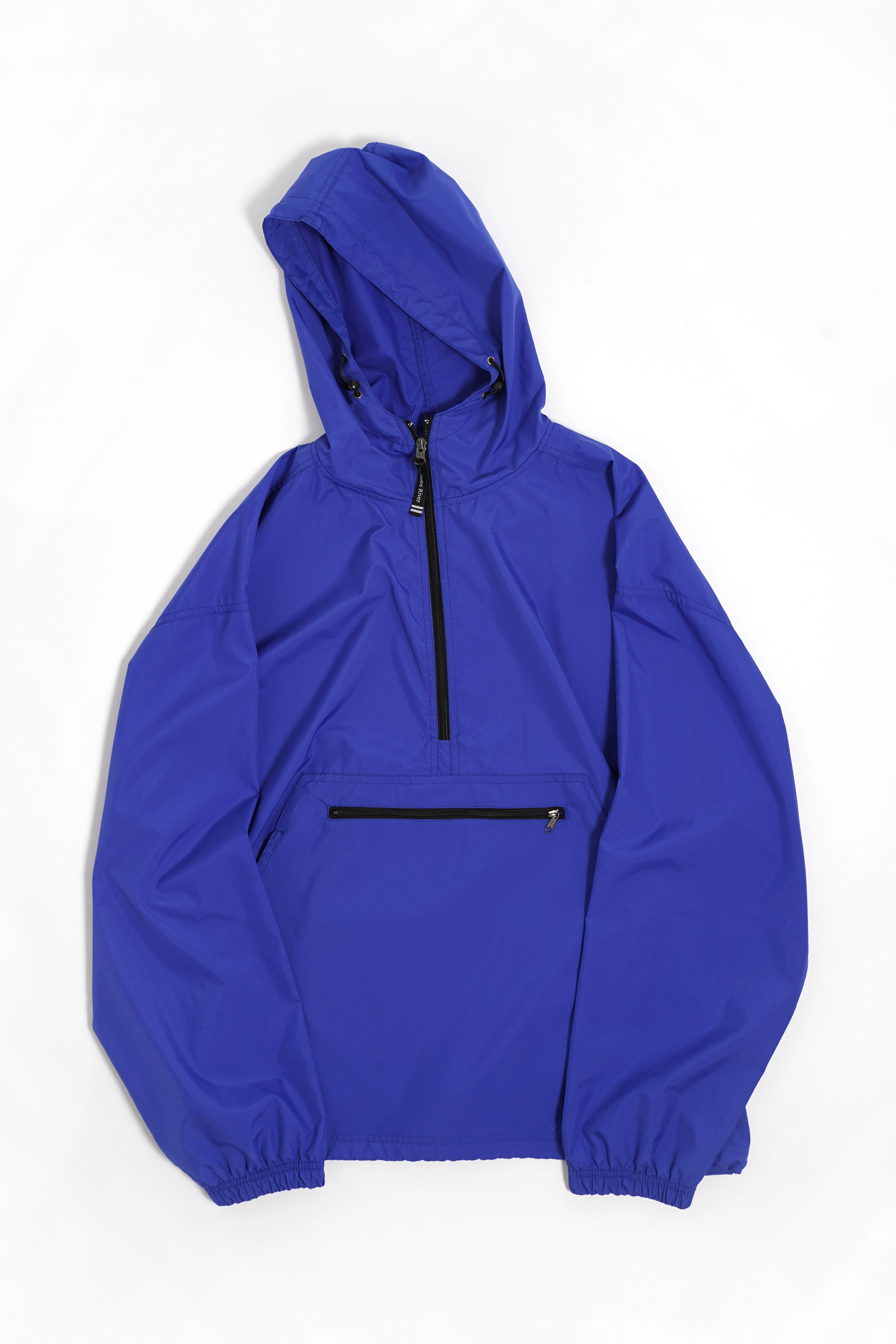 ANORAK JACET BLUE