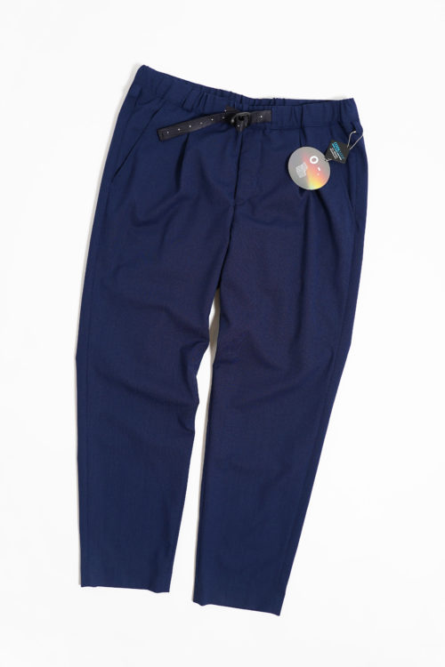 NARROW TROUSERS BLUE