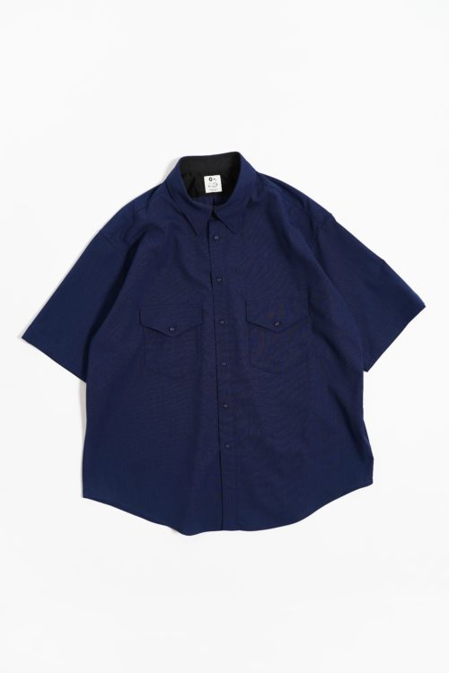 M.B.D. ELBOW SLEEVE SHIRT