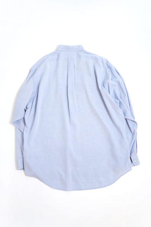 PALPH LAUREN BUTTON DOWN SHIRT BLUE