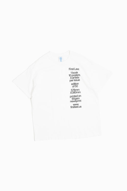 ISSUE 07 PRINTED TEE SHIRTS