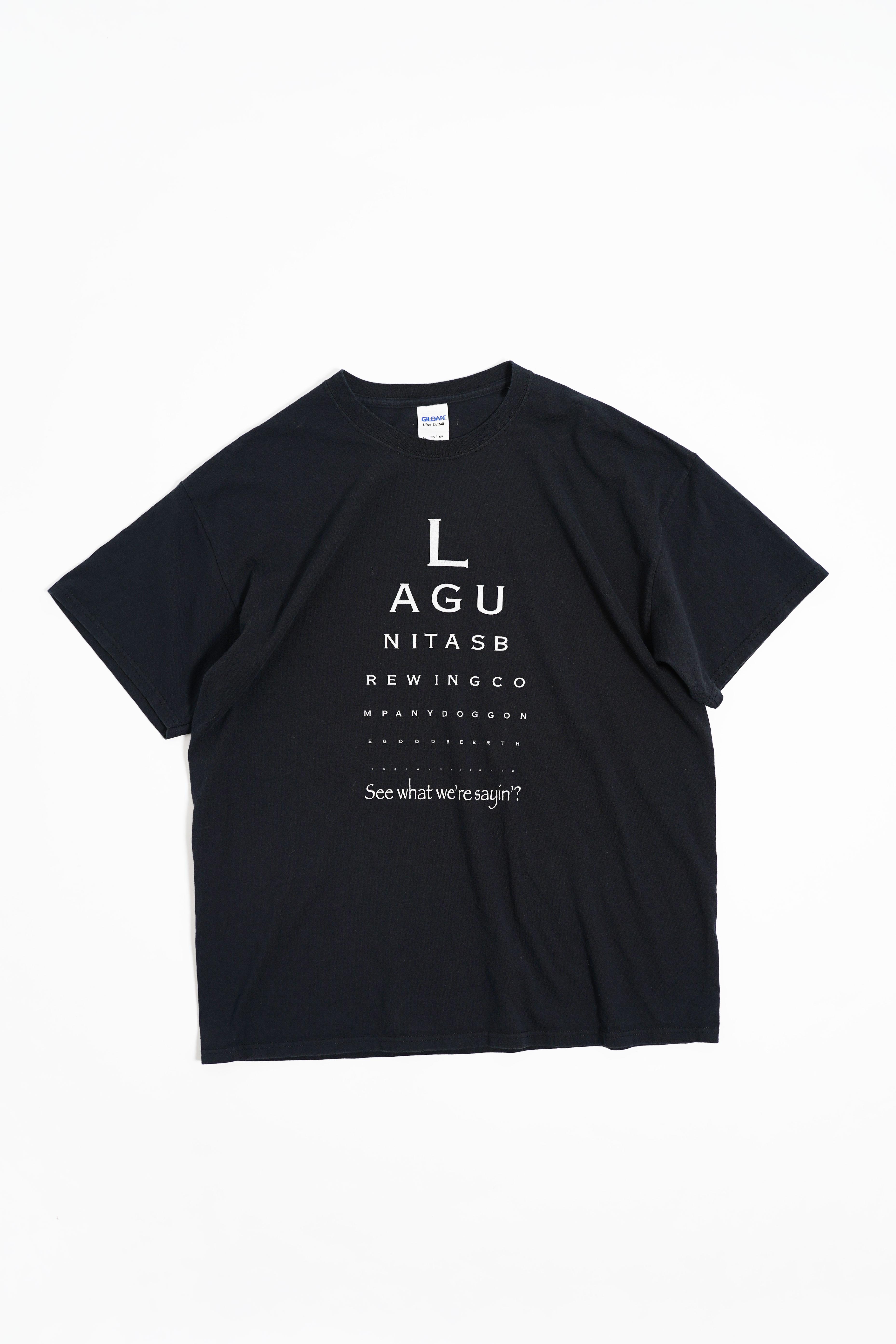L AGU PRINTED S/S T-SHIRTS