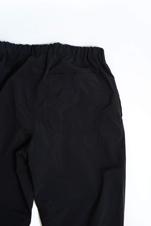 UTILITY TRACK PANTS POLYESTER 100% RECYCLE YARN