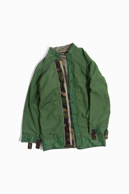 90'S EURO MILITARY LINER JACKET 1 6080/8590