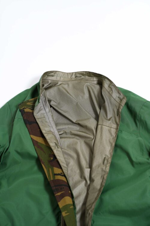 90'S EURO MILITARY LINER JACKET 5 6080/9095