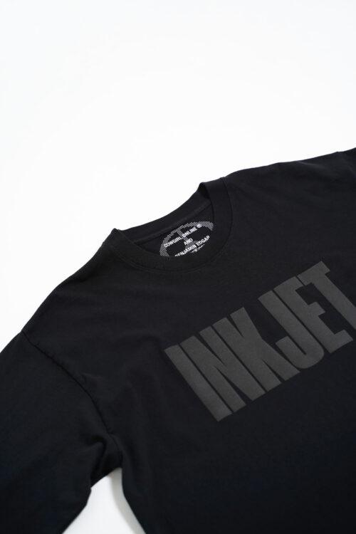 """INKJET"" L/S TEE SHIRTS"