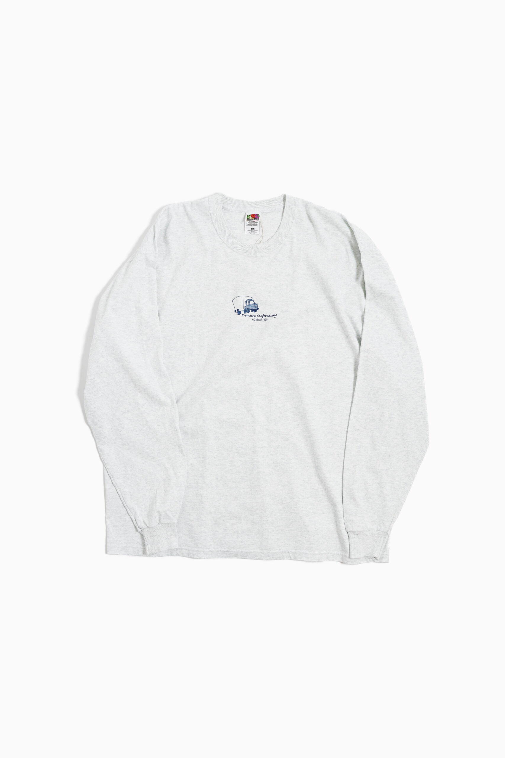 PREMIERE CONFERENCING PRINTED L/S TEE