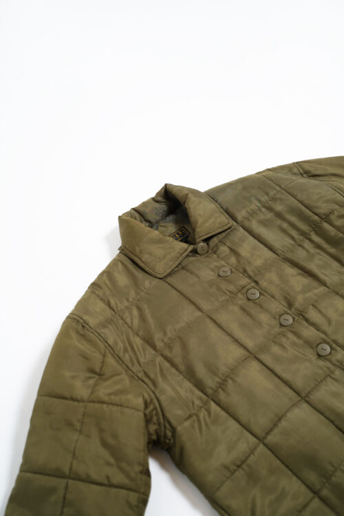 SILK QUILTED JACKET