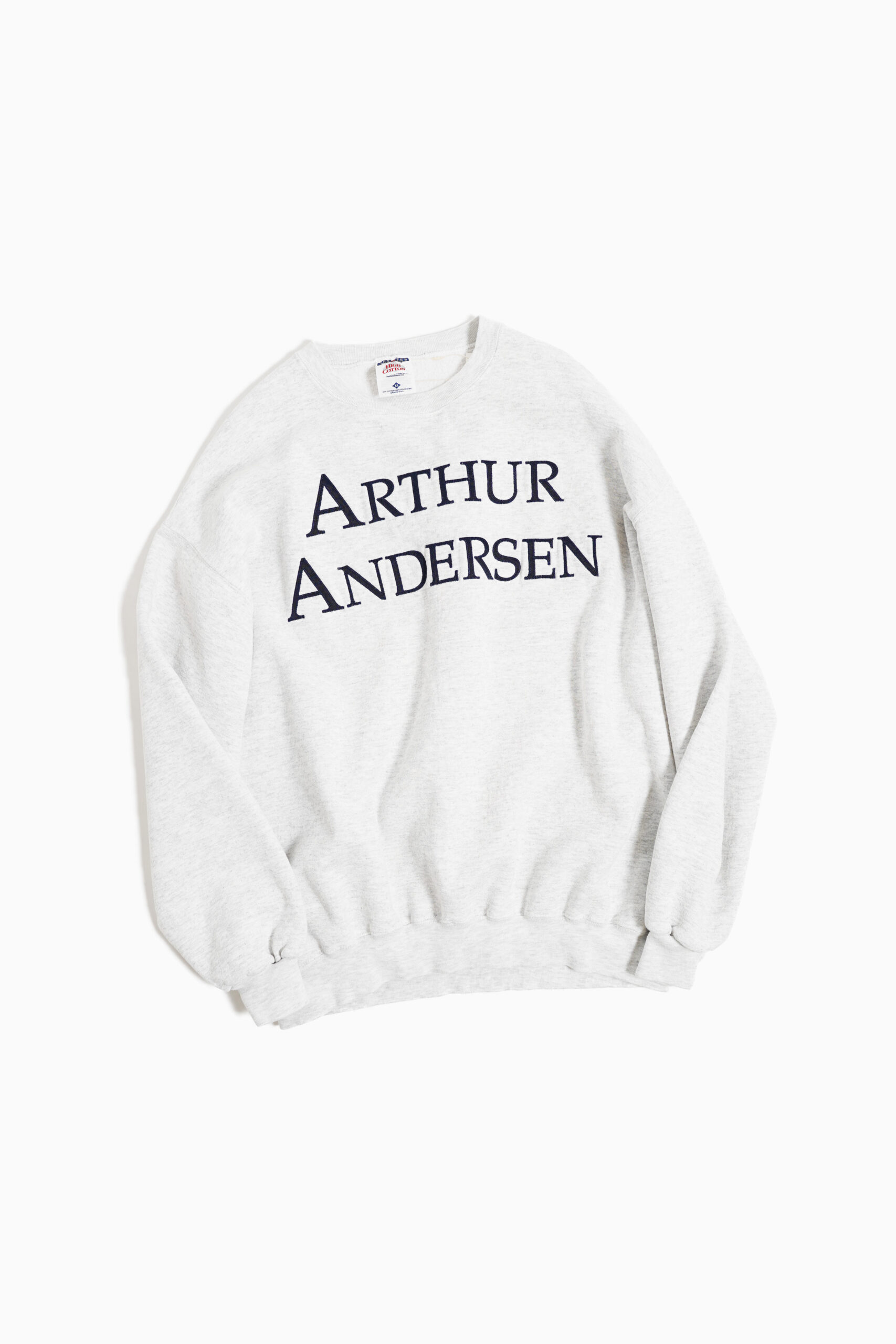 ARTHUR ANDERSEN SWEAT